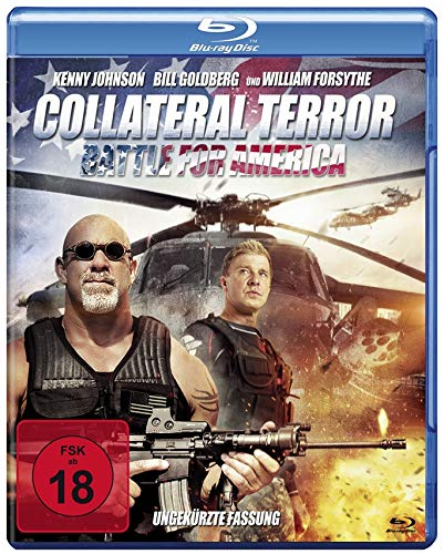Collateral Terror - Battle for America [Blu-ray]