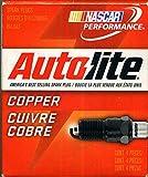 Autolite 25 Spark Plug Copper Core (4 Pack)
