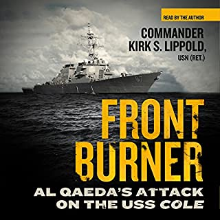 Front Burner audiobook cover art