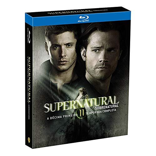 Supernatural 11A Temp [Blu-ray]