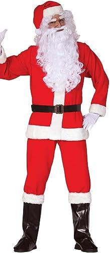 últimos estilos GUIRMA GUIRMA GUIRMA Traje de Papá Noel Hombre de Papá Noel Extra Lujo  hermoso