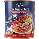 Halberstädter Wurst Soljanka 800ml - tolle DDR Kultprodukte - Ostprodukte