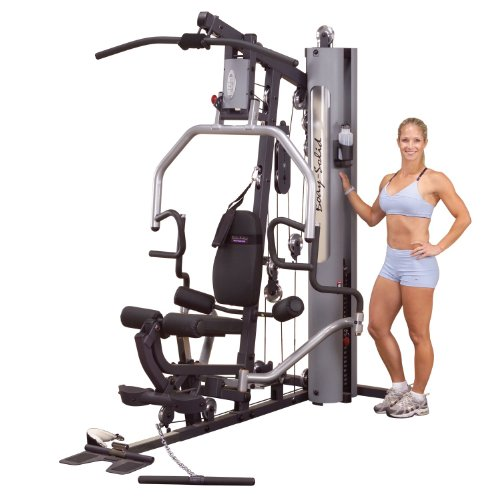 Body-Solid G5S Home Gym, Profi Kraftstation