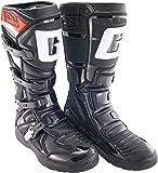 Gaerne GX-1 Evo Light-Welt - Botas de motocross (talla 42), color negro