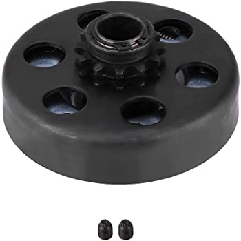 Frizione centrifuga professionale 3//4 Alesaggio 10 denti con catena 40//41//420 Go Kart Mini Bike Parti piccole bici Heavy Duty
