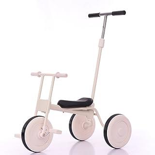 子供の三輪車のおもちゃプッシュバイク2-5歳の子供の赤ちゃんキャリッジ
