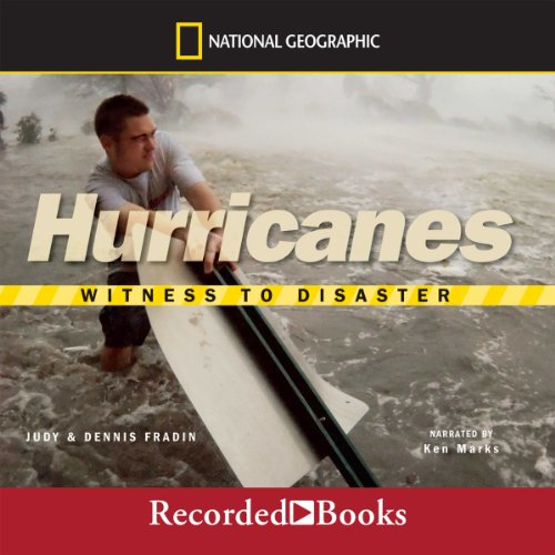 Witness to Disaster audiobook cover art