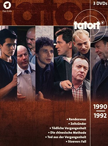 Tatort - 90er Box, Vol. 1 (1990-1992) (3 DVDs)