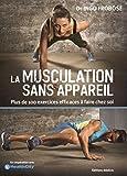 La musculation sans appareil