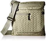 Sherpani Women's Jag LE Cross Body Bag, Willow, One Size