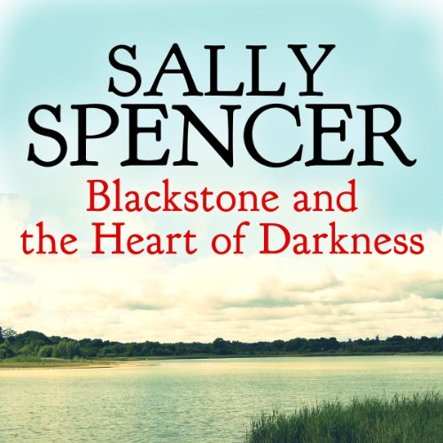 Blackstone and the Heart of Darkness audiobook cover art