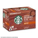 Starbucks Medium Roast K-Cup Coffee Pods — Caramel for Keurig Brewers — 6 boxes (60 pods total) 16 FLAVOR AND ROAST: A lighter, gentler take on the Starbucks roast, Starbucks Veranda Blend is flavorful without being overly bold PACKAGING CHANGE: We are currently updating our packaging look. You may receive either package for a limited time FOR KEURIG BREWERS: Starbucks K-Cup pods are designed for use with the Keurig Single Cup Brewing System
