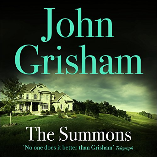 The Summons  By  cover art