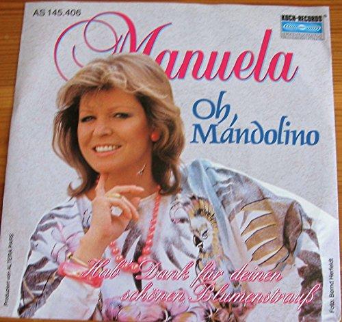 Oh Mandolino - Hab Dank für Deinen schönen Blumenstrauß