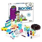 Learn & Climb Forscherset für Kinder - 60 Experimente für Kinder ab 5 Jahre, Experimentierkasten mit Anleitungs DVD und Bedienungsanleitung