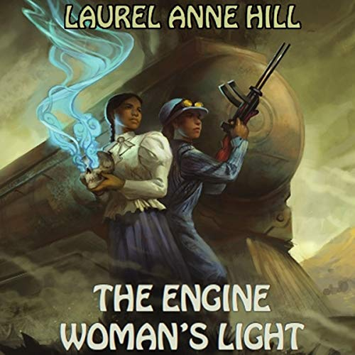 The Engine Woman's Light audiobook cover art