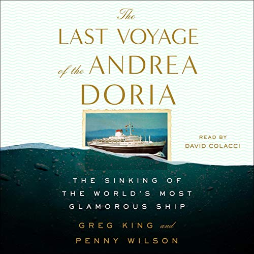 The Last Voyage of the Andrea Doria cover art