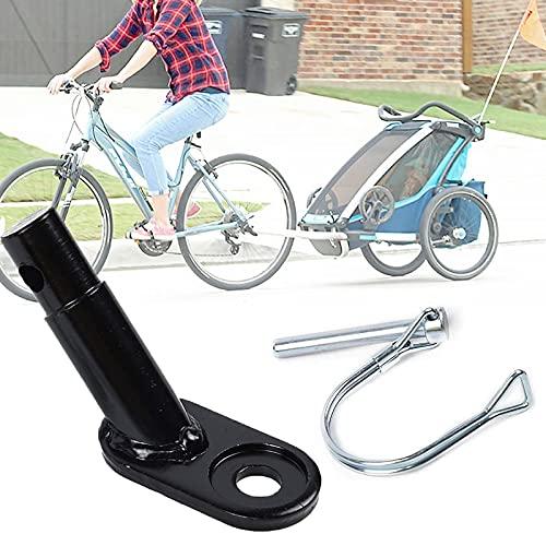 Attacco Per Rimorchio Gancio Traino Bici Gancio Per Rimorchi Di Bambini Rimorchio Per Bambini Per Biciclette Accessori Per Biciclette Di Traino Attacco Universale Per Rimorchio Nero Per Rimorchi Cani