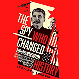 The Spy Who Changed History cover art