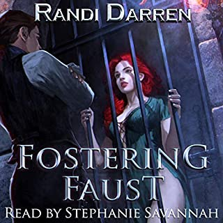 Fostering Faust audiobook cover art