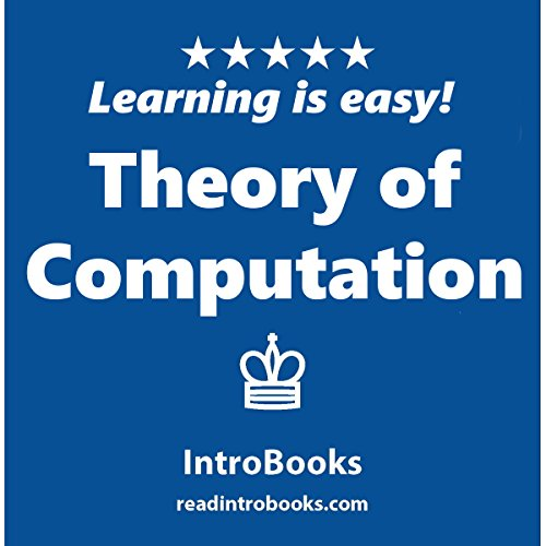 Theory of Computation audiobook cover art