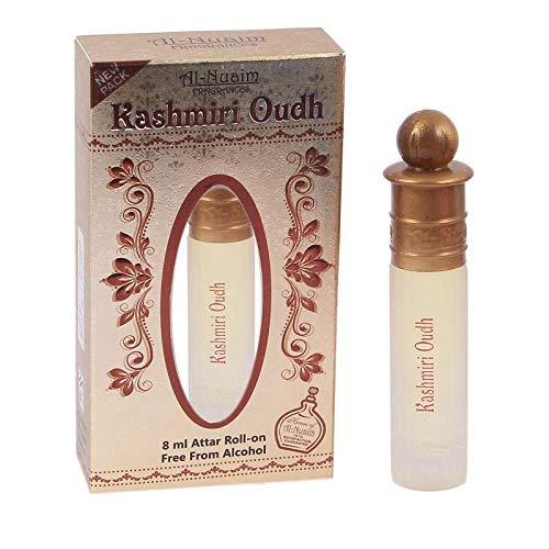 Al-Nuaim Kashmiri Oudh Alcohol-free Attar (8 ml)