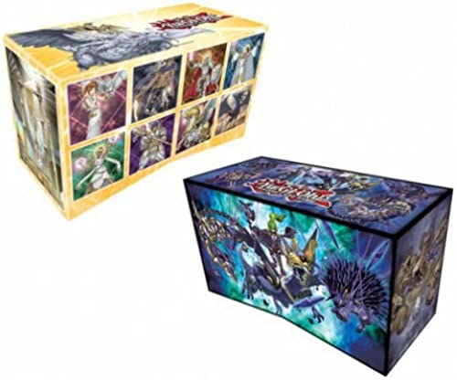 Yu-Gi-Oh -Spielkarten-Packs Sonderotition Monster Box Herr Licht Deluxe-Edition der Alliierten Duellistes