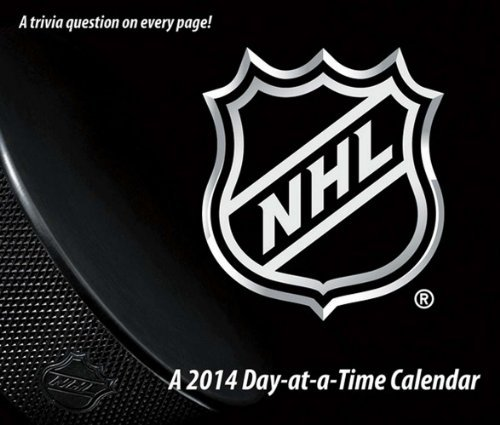NHL 2014 Day At A Time Box Calendar by Trends International (2013-08-01)