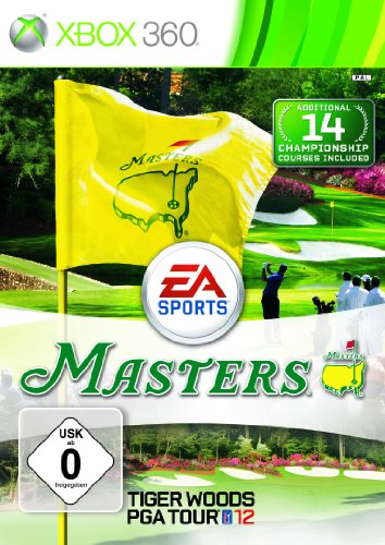 Tiger Woods PGA Tour 12: The Masters [Edizione: germania]