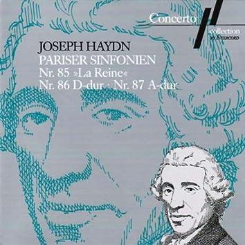 Haydn: Paris Symphonies No. 85, 86 and 87