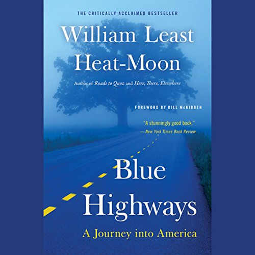 Blue Highways Audiobook By William Least Heat-Moon cover art