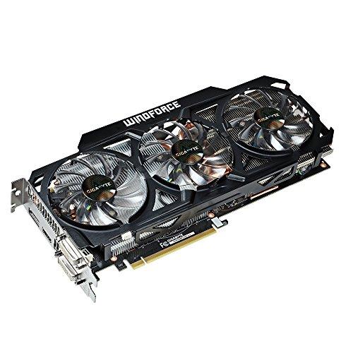 Gigabyte GeForce GTX 780 Windforce 3X 3GB GDDR5 GV-N780WF3-3GD PCI-E #71594