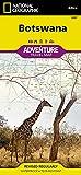 Botswana (National Geographic Adventure Map, 3207)