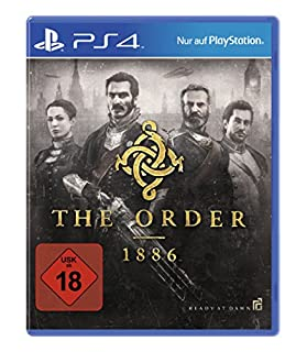 The Order: 1886 (uncut) Standard-Edition - [PlayStation 4] (B00DC265XE) | Amazon price tracker / tracking, Amazon price history charts, Amazon price watches, Amazon price drop alerts