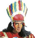 WIDMANN Sancto India Sombrerería indios Sombreros Gorras Y Sombreros para Disfraces accesorios