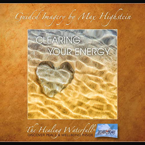 Clearing Your Energy audiobook cover art