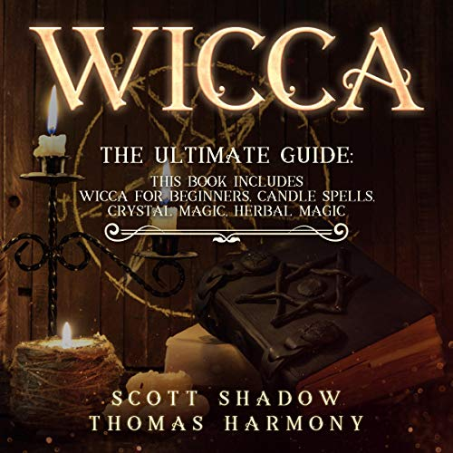 Wicca: The Ultimate Guide Titelbild