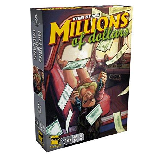 Matagot- Millions of dollars (MAMD0001) , color/modelo surtido