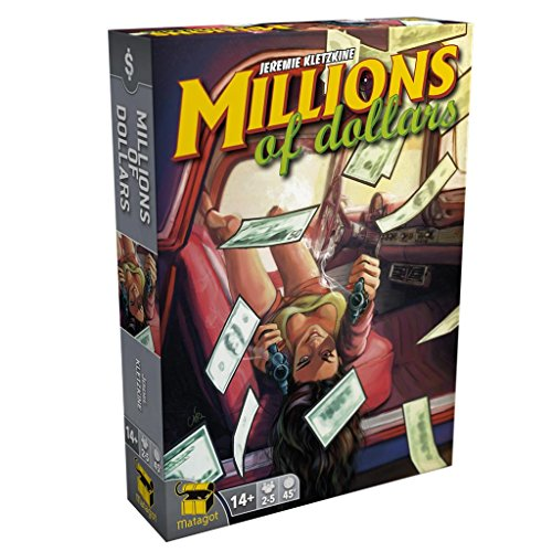 Matagot- Millions of dollars (MAMD0001) , color/modelo surtido
