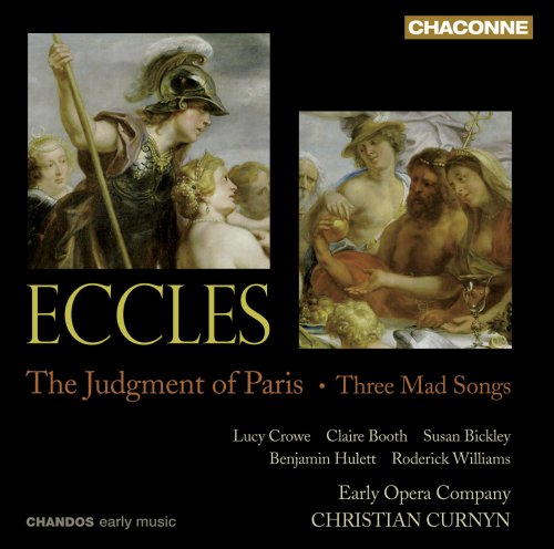 Eccles, J.: Judgment of Paris (The) [Opera] / 3 Mad Songs