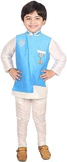 Partywear Kurta Pent With Jacket
