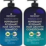 Best Anti Hair Loss Shampoos - Peppermint Rosemary Hair Regrowth and Anti Hair Loss Review