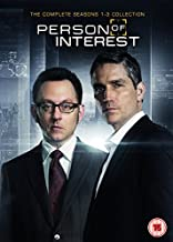 PERSON OF INTEREST:SEASONS 1-3 [Reino Unido] [DVD]