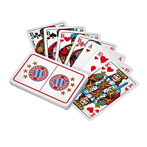 FC BAYERN MÜNCHEN Spielkarten