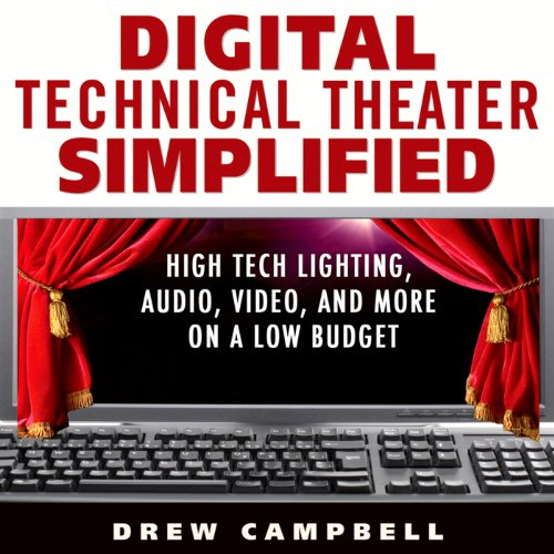 Digital Technical Theater Simplified audiobook cover art