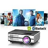 小型 LEDミニ プロジェクター Android TV搭載 モバイルプロジェクターTV Stick/HDMI/X-Box/Laptop/iPhone/ゲーム機に対応