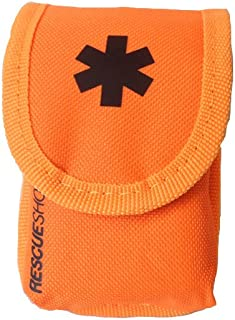 Rescue Shot Case® Auvi-Q Epinephrine/Evzio Naloxone Auto-Injector Case (Orange)