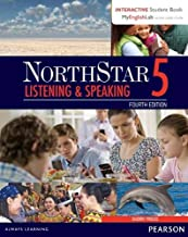 NorthStar Listening and Speaking 5 with Interactive Student Book access code and MyEnglishLab (Northstar Listening & Speak...