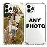 Funda personalizada para iPhone 11 Pro Max de Apple, foto personalizada de TPU, personalizada, con tu propia foto para iPhone 11 Pro Max