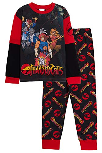 Kids Official Full Length Thundercats Pyjamas. Ages 5 to 13 years